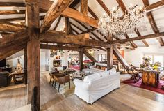 Traditional farm house, Chalet or luxury villa? How will you live in 2016?