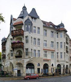 Leipzig | Eklektizismus Jugendstil und Reformstil, Architektur 1897-1918 | GALERIE - Page 2 - SkyscraperCity