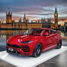 The Lamborghini Urus is an SUV manufactured by Italian automobile manufacturer Lamborghini. Luxury Sports Cars, Top Luxury Cars, Sport Cars, Carros Lamborghini, Lamborghini Cars, Ferrari 458, Maserati, Lamborghini Gallardo, Auto Design