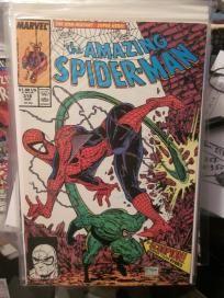 Amazing Spider-man #318 NM/M Scorpion Marvel Comics $10 http://graphic-illusion.com