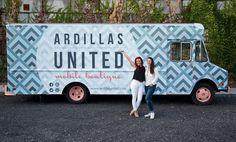 Take a peek inside the Ardillas United mobile boutique of two best friends. Boutique Mobiles, Boutique Decor, Fashion Boutique, Boutique Ideas, Top Business Ideas, Vancouver, Mobile Business, Mobile Shop, Minimalist Scandinavian
