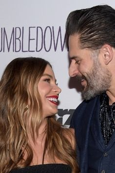 Together for two years, and Sofía Vergara and Joe Manganiello are still madly in love. See how they celebrated!