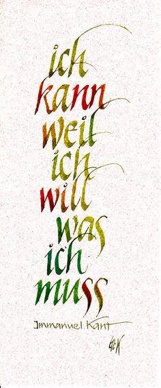 Dezember 2013 - Kalligraphie und Kunst