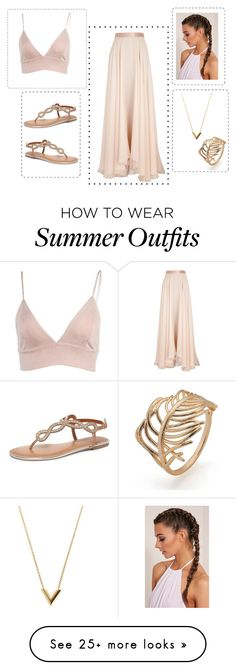 """""""Would you wear this outfit?"""" by style-with-ines on Polyvore featuring Lanvin, Dorothy Perkins, Louis Vuitton, CasualChic, nailedit, aesthetic and polyvoreset"""
