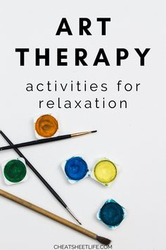 Art Therapy Activities for Relaxation