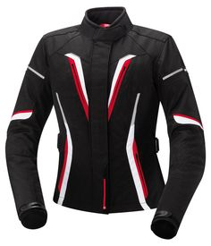 RINA Women's Motorcycle Jacket - All Season Wear - iXS Motorcycle Fashion