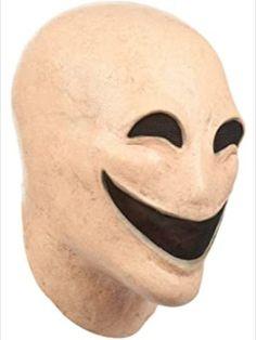 Couple Halloween Costumes, Halloween Masks, Halloween Makeup, Halloween Halloween, Creepy Masks, Cool Masks, Dibujos Dark, Mascaras Halloween, Creepy Smile