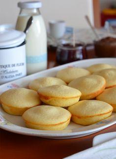 Pancakes aus dem Backofen