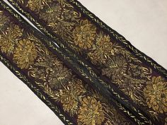 image 0 Vert Olive, Olive Green, Ashley Wood, Motif Floral, Made In France, Black Backgrounds, Dark Brown, Pattern Making, French Vintage