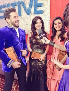 Terence Lewis, Neeti Mohan and Shakti Mohan for LQA2015  Best performers of 2014