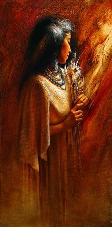 Native Bride ~ Lee Bogle