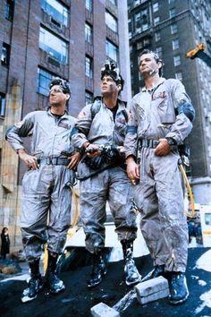 """vintagesalt: """"Ghostbusters (1984) """""""