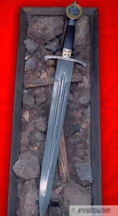 Katana Swords, Swords And Daggers, Fantasy Weapons, Cold Steel, Knife Making, Filo, Blacksmithing, Metals, Vikings