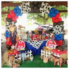 Drayden's Birthday Party www.spaceshipsandlaserbeams.com