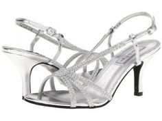 Touch Ups Lyric (Silver Metallic) Women's Shoes