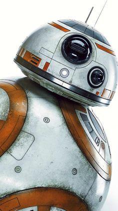 Bb8 Star Wars, Star Wars Comics, Star Wars Droides, Star Wars Gifts, Marvel Comics, Star Wars Poster, Jedi Training, Tableau Star Wars, 1440x2560 Wallpaper
