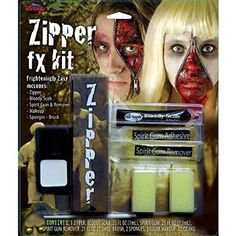 Zipper FX Makeup Kit (Standard) [Toy]