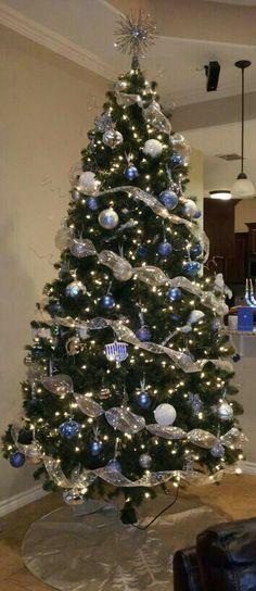Hanukkah/Christmas Tree 2013