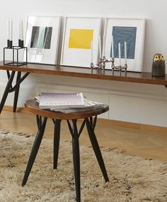 "Artek | Pirkka Stool https://www.surrounding.com.au/artek/pirkka-stool/ Artek Pirkka Stool The Pirkka stool is one of the most popular Finnish furniture ranges and has obtained cult status also abroad. The Artek Pirkka stool is made of solid pine & birch wood and is available in two sizes. The Pirkka range was designed by Ilmari Tapiovaara in 1955: ""It alludes to the forms of Finnish rustic furniture. With the mind of an explorer and soul of a craftsman, Ilmari Tapiovaara was always seeking…"