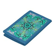 Multifarious Pentagram Variation 6 Wallet from Bill M. Tracer Studio: http://www.zazzle.com/multifarious_pentagram_variation_6_wallet-256993527942431672 #wallet #art #abstract #fractals #postmodern #contemporary