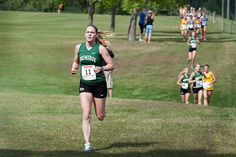 Emily Turner turned in a 4,000-meters time of 16:49 to pace the field and guide the Bemidji State cross country team to a first place finish at the Greenwood Run Friday. Check out our entire photo gallery: http://www.bsubeavers.com/wcc/photos/2013/396/