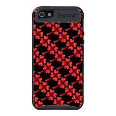 Mom Hearts Clovers iPhone 5 Covers by elenaind