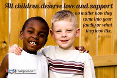 How do you help others accept your choice? #adoption