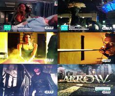 NEW #Arrow Season 3 Trailer - Thea, Kickass Lance sisters, Malcolm