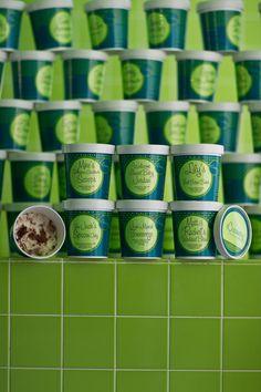 So smart!! // eCreamery customizable ice cream