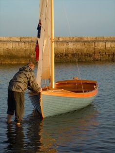 Brian Pearson's photos of the latest Boat Building Academy student launch