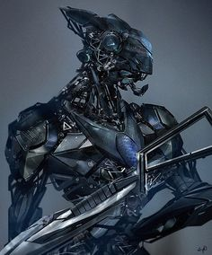 """st-just: """"Robots by Omid Nekuhemat """" St Just, Robots Characters, Ghost In The Machine, Sci Fi Armor, Futuristic Design, Science Fiction Art, Tecno, Sci Fi Fantasy, Game Art"""