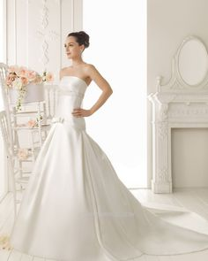 Aire Barcelona Bridal Gown Style - Riam