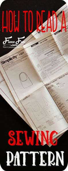 I love how there'es a video that shows and explains the different parts to a sewing pattern.  Who knew there were so many places you need to look to get a a good idea of what all the directions are.