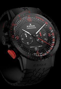 Edox Chronodakar Limited Edition 2013 Watch