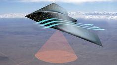 Aircraft to be given 'human-like skin' to sense damage.
