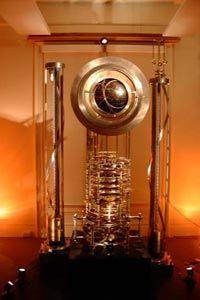 ロングナウの時計 一万年を考える。 The clock of the Long now.