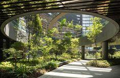 Marina One by Gustafson Porter + Bowman « Landscape Architecture Works | Landezine