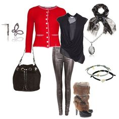 Casual Style - Tracht trifft Leder