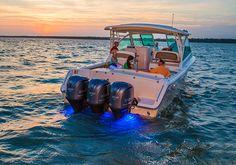 Grady-White Boats : Freedom 375 - 37' Dual Console
