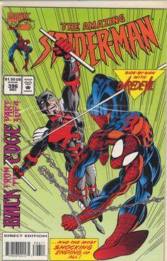 The Amazing Spider-Man #396