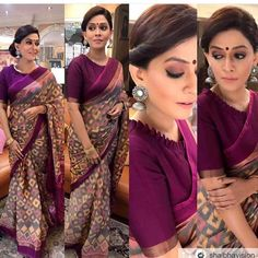 15 evergreen and trendy saree blouse back designs… – Artofit Saree Blouse Neck Designs, Saree Blouse Patterns, Designer Blouse Patterns, Fancy Blouse Designs, Dress Designs, Saree Jacket Designs, Design Patterns, Sleeve Designs, Anarkali