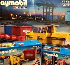 HURRY! WIN a FREE Playmobil RC Train from Mastermind Toys Acting, Train, Toys, Free, Playmobil, Gaming, Games, Strollers