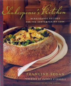 Medieval recipes - Shakespeare's Kitchen: Renaissance Recipes for the Contemporary Cook Medieval Recipes, Ancient Recipes, Elizabethan Recipes, Old Recipes, Vintage Recipes, Cooking Recipes, Tudor Recipe, Renaissance Food, Viking Food