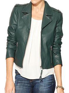 Zip Moto Jacket - BB Dakota