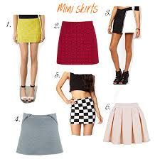 1960s mini skirts - if they reached below your finger tips they were too long