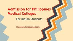 Admission for philippines medical colleges by Fence Education Academy via slideshare Medical Careers, Medical College, Medical School, Northwestern University, Educational Programs, Medical Students, Biology, Chemistry, Counseling