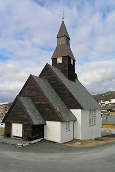 Havøysund church, Norway