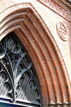 Die St. Marien Kirche Luebeck entstand zwischen den Jahren 1277 bis 1351. Sie geht auf die dort um 1...