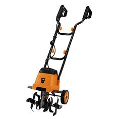 Power Tillers - VonHaus 125 Inch 7 Amp Electric Garden Tiller  Cultivator * You can find more details by visiting the image link. (This is an Amazon affiliate link)