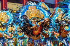 17 Most Beautiful Fairs and Festivals in Philippines Masskara Festival, Sinulog Festival, Air Balloon Festival, Cute Panda Wallpaper, Filipino Culture, Panda Wallpapers, Fairs And Festivals, Festival Costumes, Free Iphone Wallpaper